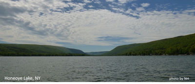Honeoye Lake, New York